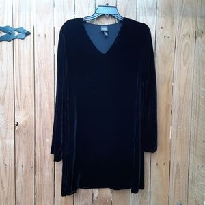 Eileen Fisher Velvet Tunic